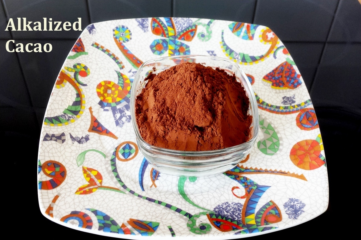 Organic Cacao Powder | Alkalized | 20/22 Butter Content