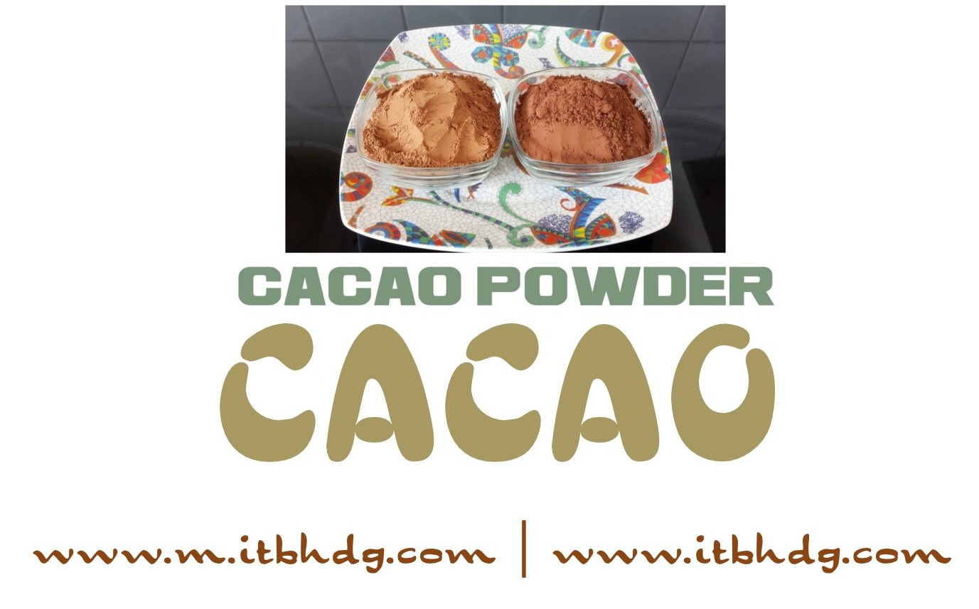 Organic Cacao Powder | Full list available at http://www.m.itbhdg.com/organic or http://www.itbhdg.com/english/commodities.php