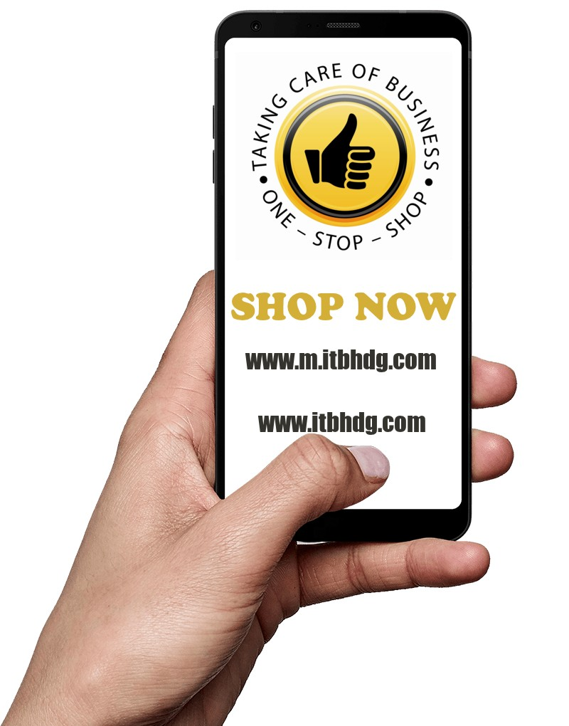 CHECKOUT NOW | www.m.itbhdg.com | www.itbhdg.com