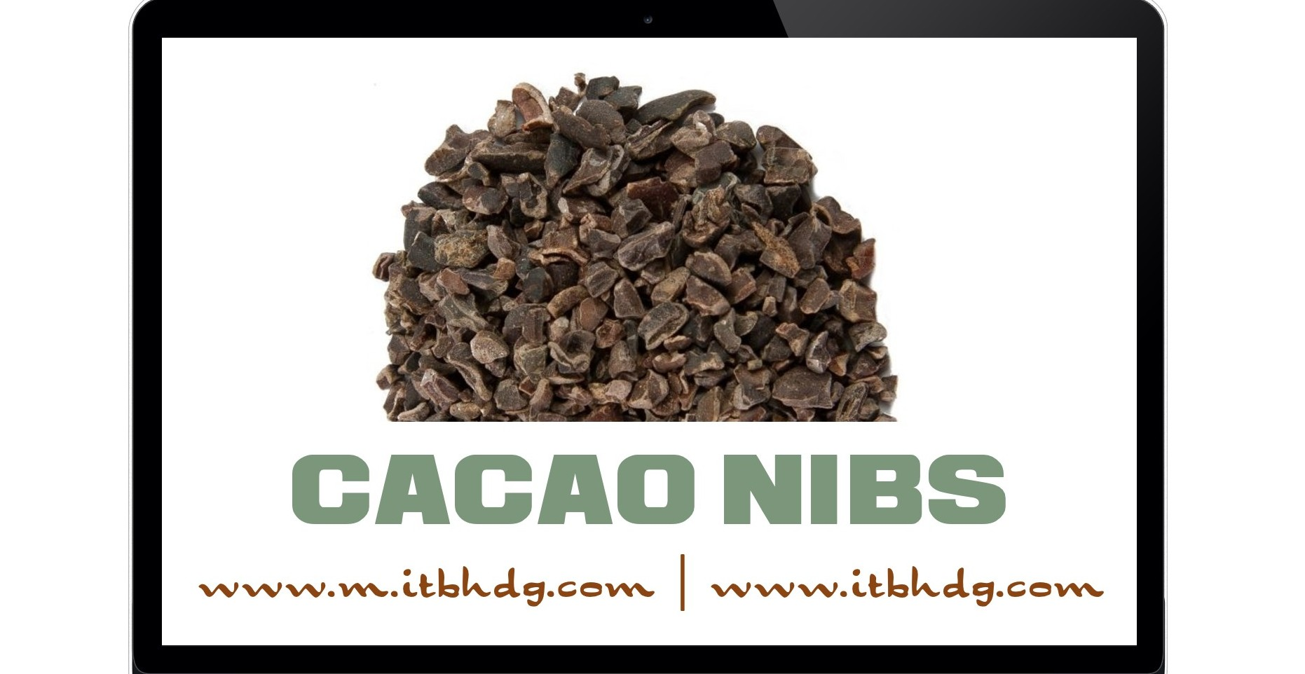Raw Organic Cacao Nibs | Shop and Save 35% to 75% today