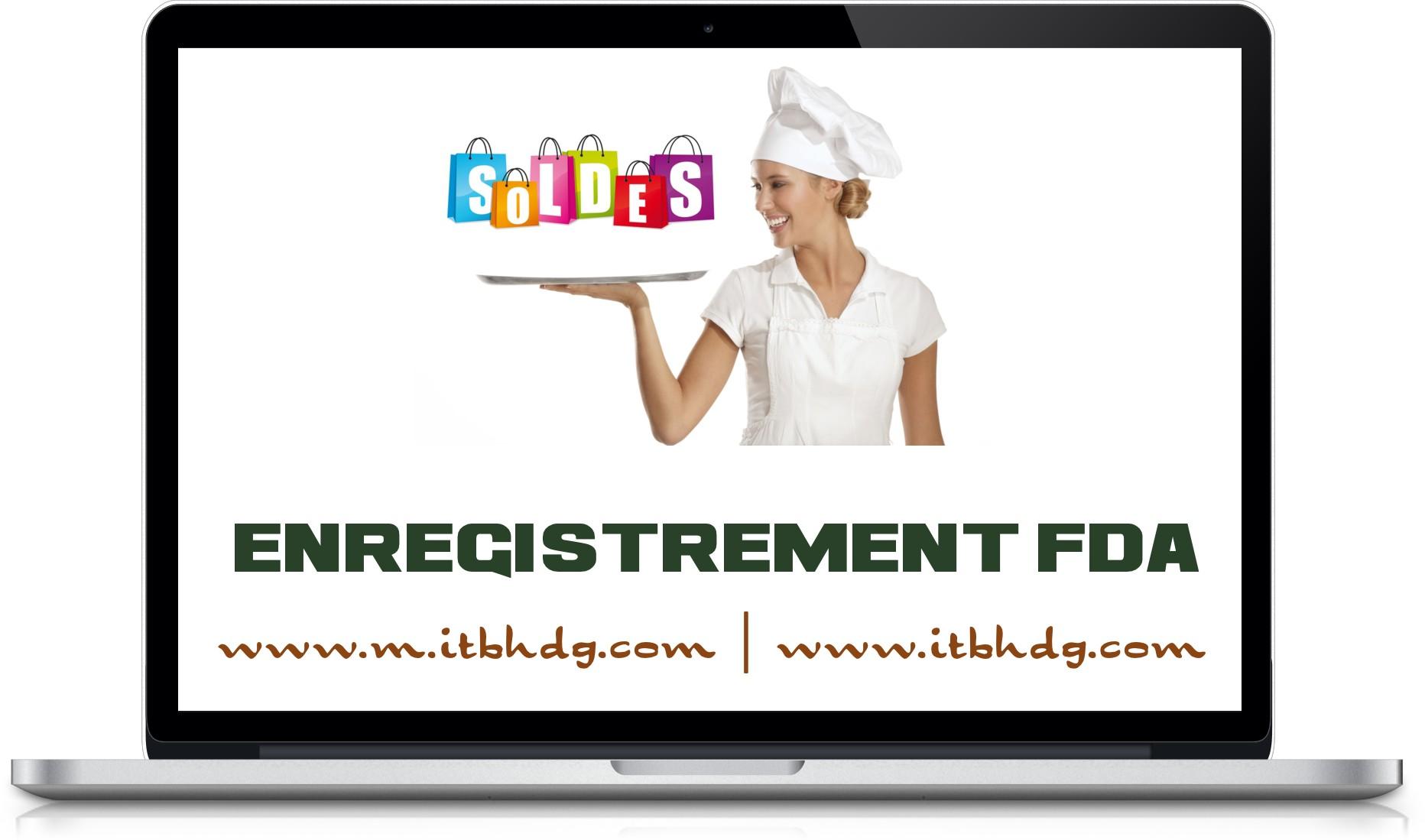 ENREGISTREMENT FDA -75% | Denrées alimentaires | Compléments alimentaires | Aliments en conserve | Boissons alcoolisées | CLIQUEZ  ICI | www.m.itbhdg.com | www.itbhdg.com