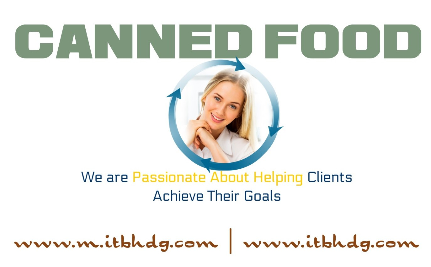 Food Canning Establishment - FCE | FDA Registration | We're passionate about helping achieve your goals | www.itbhdg.com