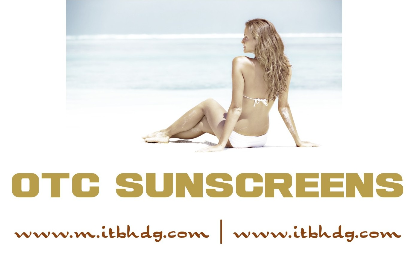 FDA REGISTRATION of your OTC (Over-the-Counter) Startup manufacturing sunscreens | www.m.itbhdg.com | www.itbhdg.com