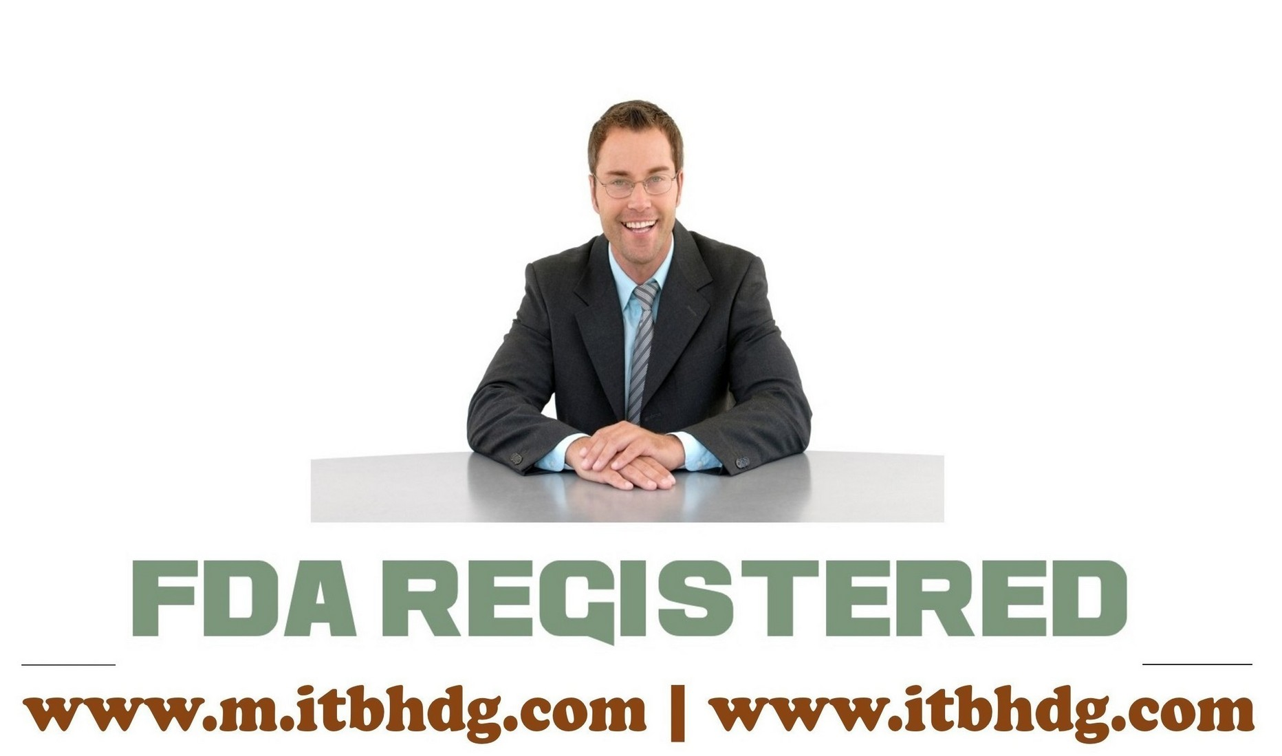 Contact ITB HOLDINGS LLC at T : +1 855 510 2240 | T : +1 855 389 7344 | T : +44 800 610 1577 | FDA REGISTRATION for 99 Dollars