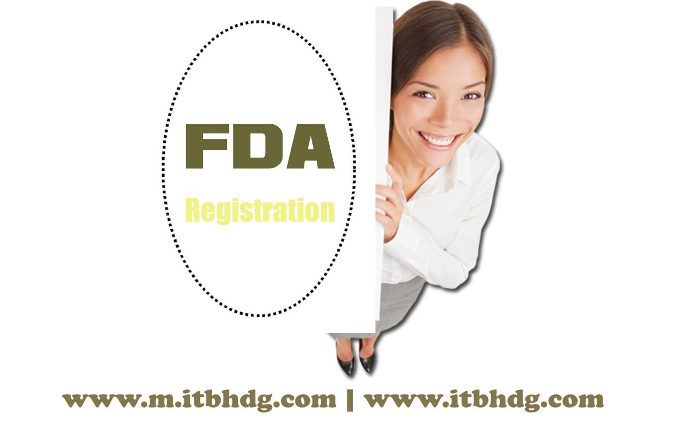 FDA Biennial Registration Renewal | $59.00 USD | Food Companies | Supplements Companies